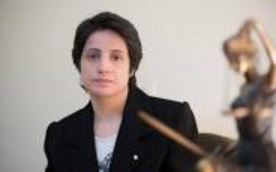 Communiqué du Collectif Contre le Terrorisme : Libérez Nasrin Sotoudeh !