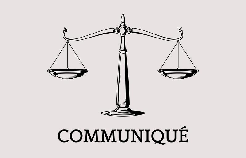 Communiqué du MPCT : Justice contre terrorisme